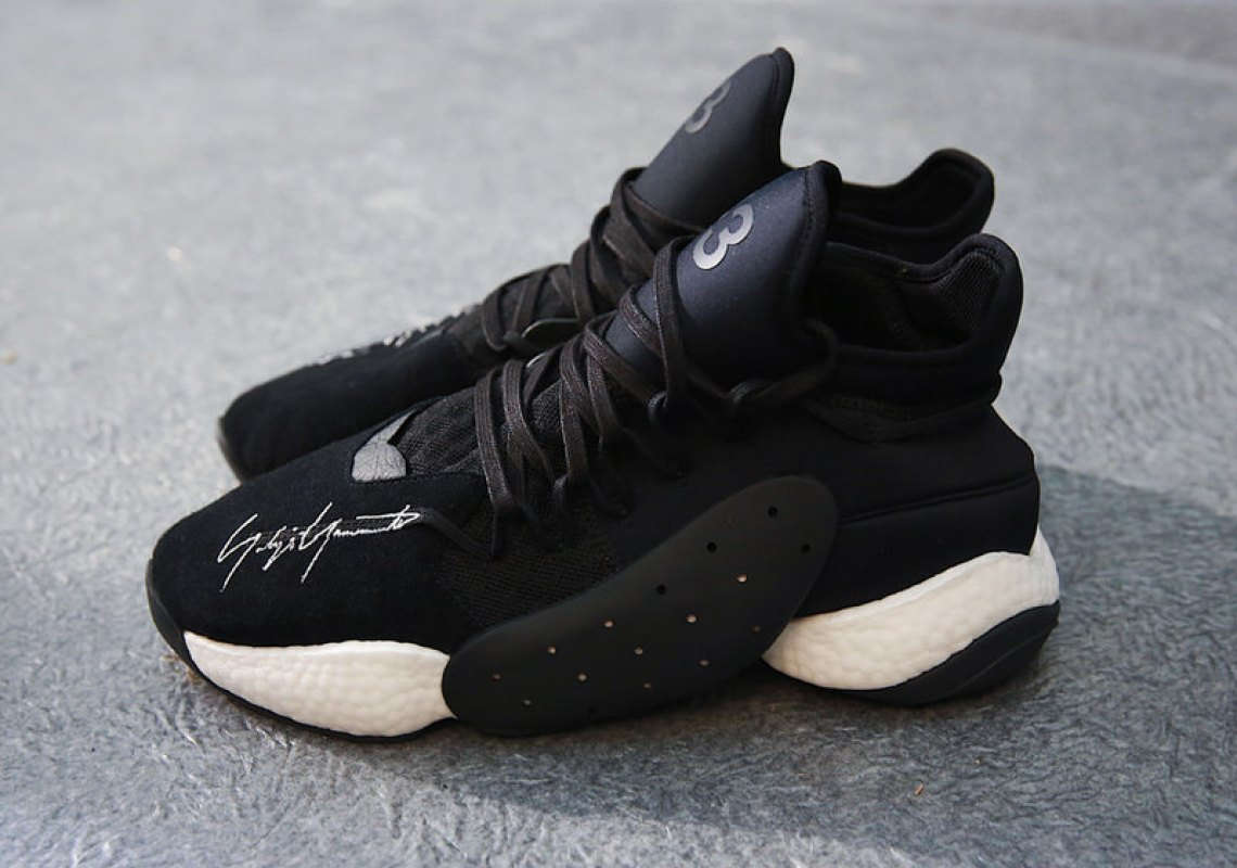 1d4a96fb4 James Harden x adidas Y-3 BYW Bball Fall 2018