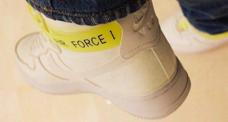 the latest f1f83 046cc MAGIC STICK x Nike Air Force 1 | Nice Kicks