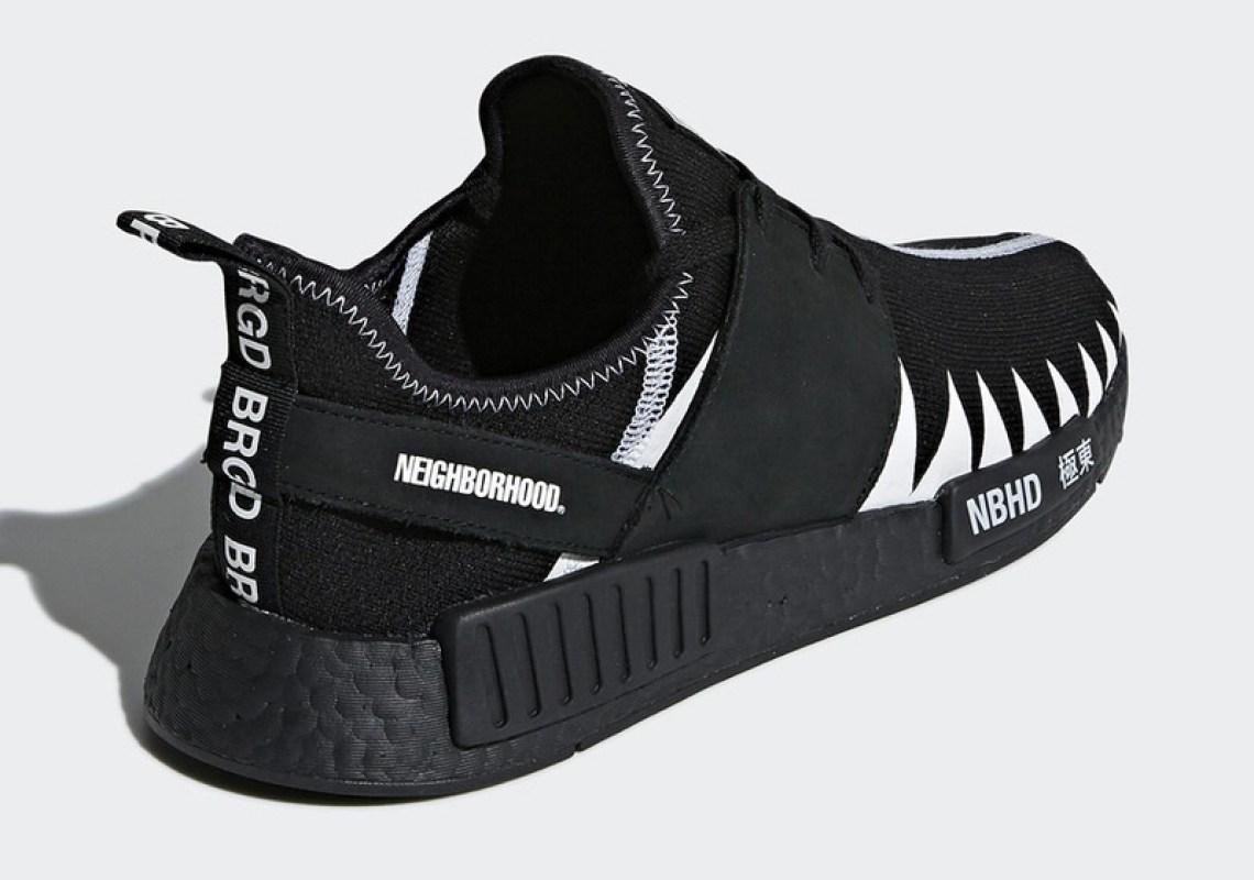 NEIGHBORHOOD x adidas NMD