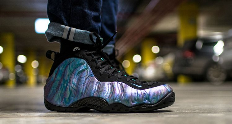"Nike Air Foamposite One ""Abalone"""