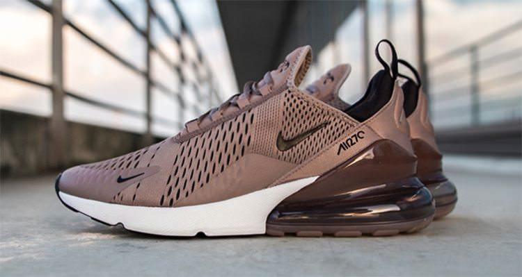 "What Is Flex Fuel >> Nike Air Max 270 ""Brown"" Preview   Nice Kicks"