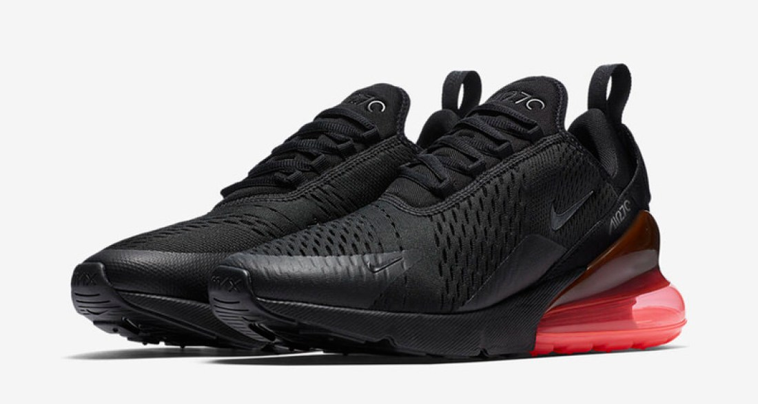 "Nike Air Max 270 ""Hot Punch"""