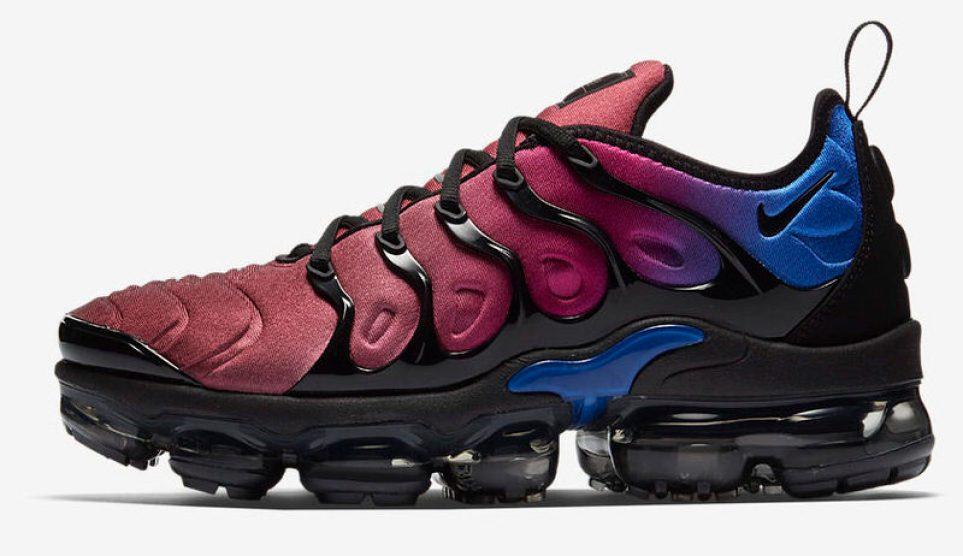 """separation shoes cface ec707 Nike Air VaporMax Plus """"Hyper Violet"""" ..."""