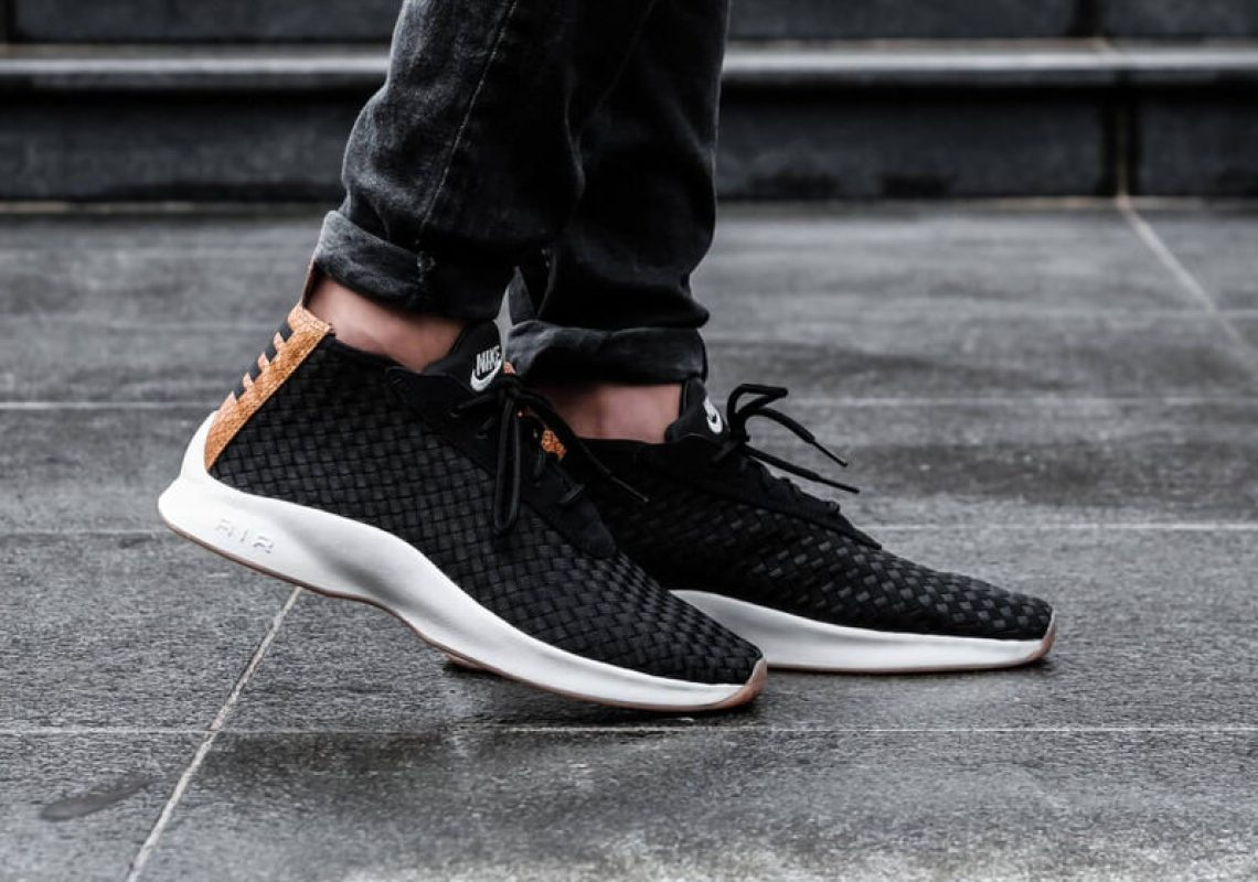 4272ca2cdff9a4 Colorway  Black Black-Dark Russet Style    924463-002. Nike Air Woven Boot