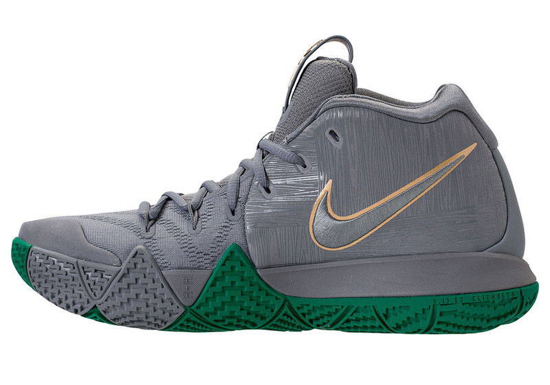 "... Nike Kyrie 4 ""City of Guardians"" ..."