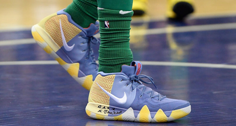 reputable site 7f440 adc7b Nike Kyrie 4