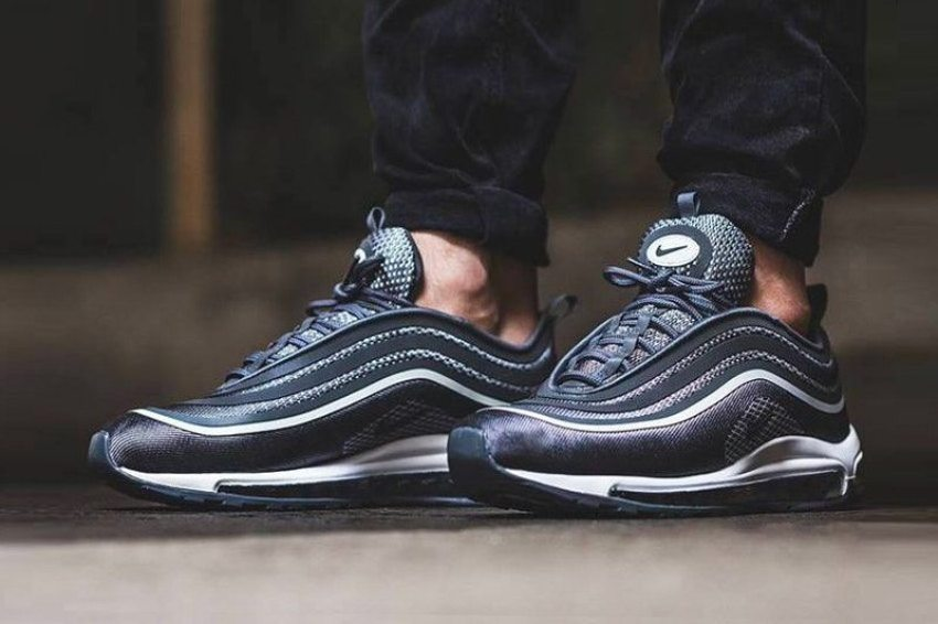 "Nike Air Max 97 Ultra ""Pure Platinum"""