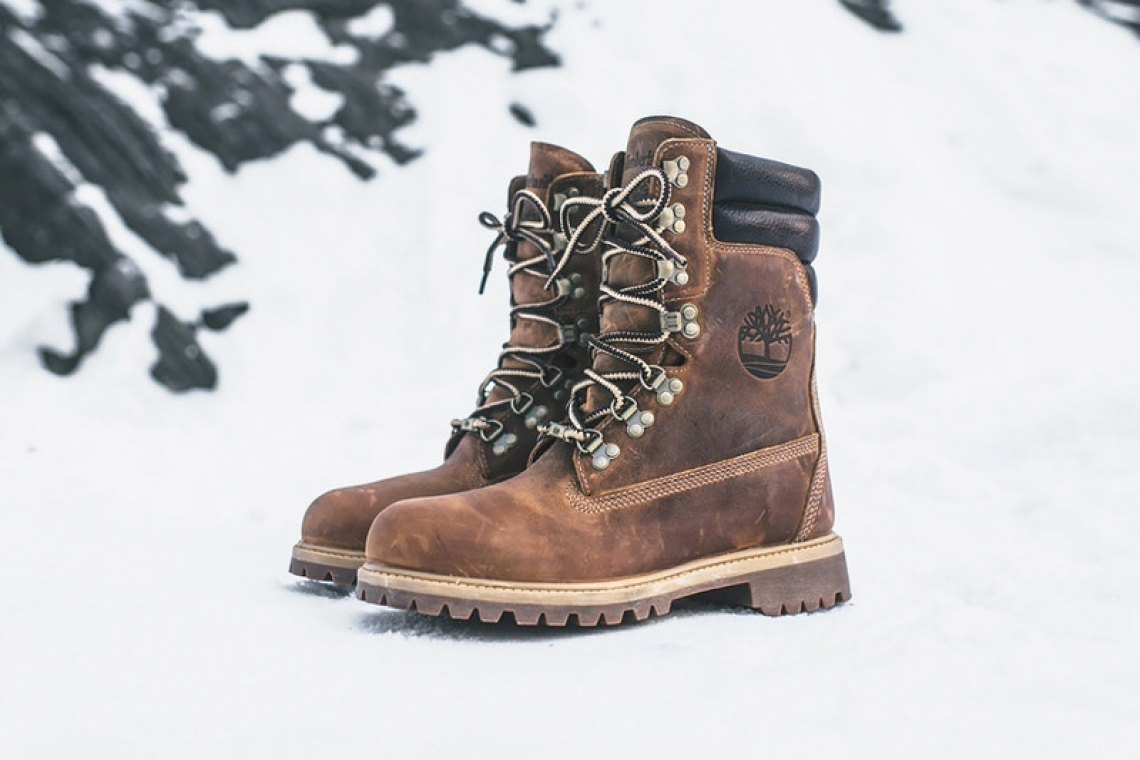 "Ronnie Fieg x Timberland 40 Below Super ""Distressed Rust Leather"""