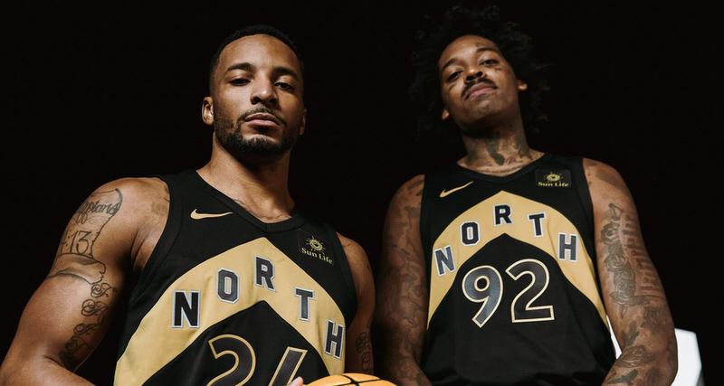 super popular 7284d e0834 Toronto Raptors Debut Nike