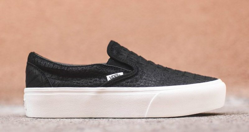 3fea68cce67 Vans Classic Slip-On Platform    Available Now
