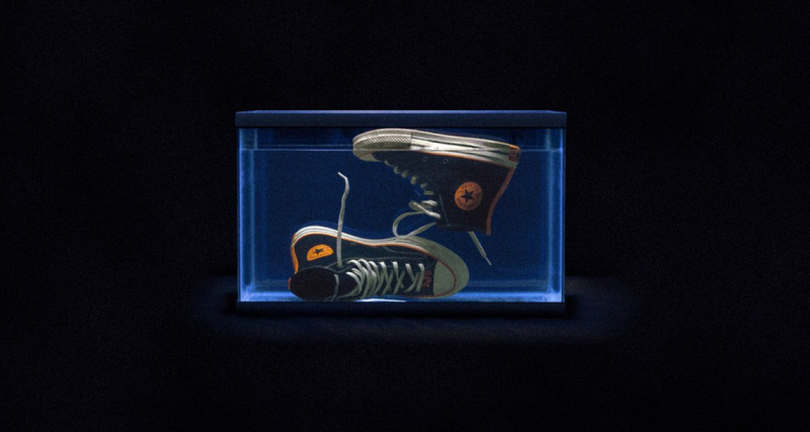 "Vince Staples x Converse ""Big Fish Theory"" Collection"