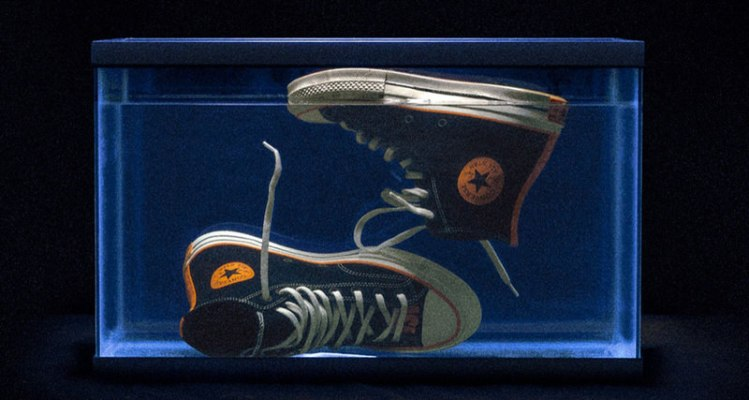 "Vince Staples x Converse Chuck Taylor ""Big Fish Theory"""