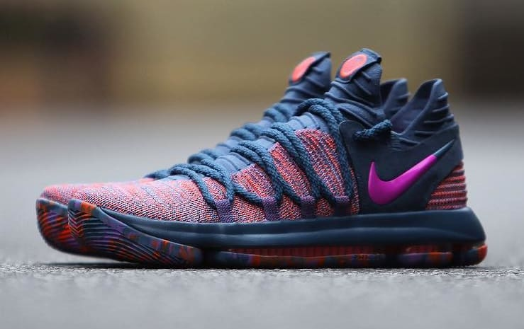 "check out d9457 5434f Nike KD 10 ""All-Star"" ..."