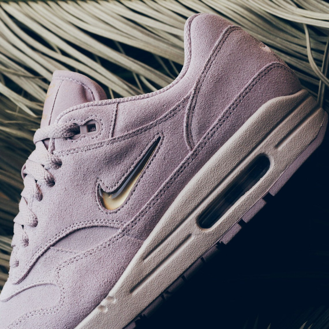 "the latest 1c59a 6624c Nike Air Max 1 Premium SC  Jewel  ""Particle Rose"" ..."