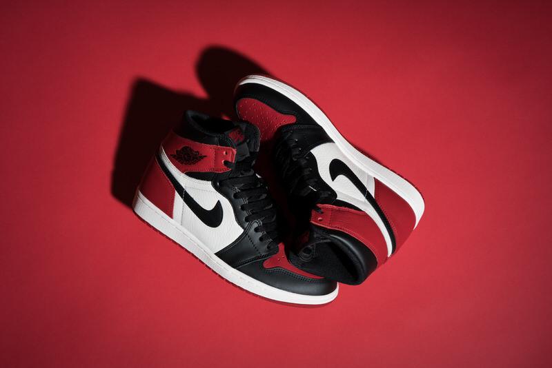 "Air Jordan 1 ""Bred Toe"" // Another Look | Nice Kicks"