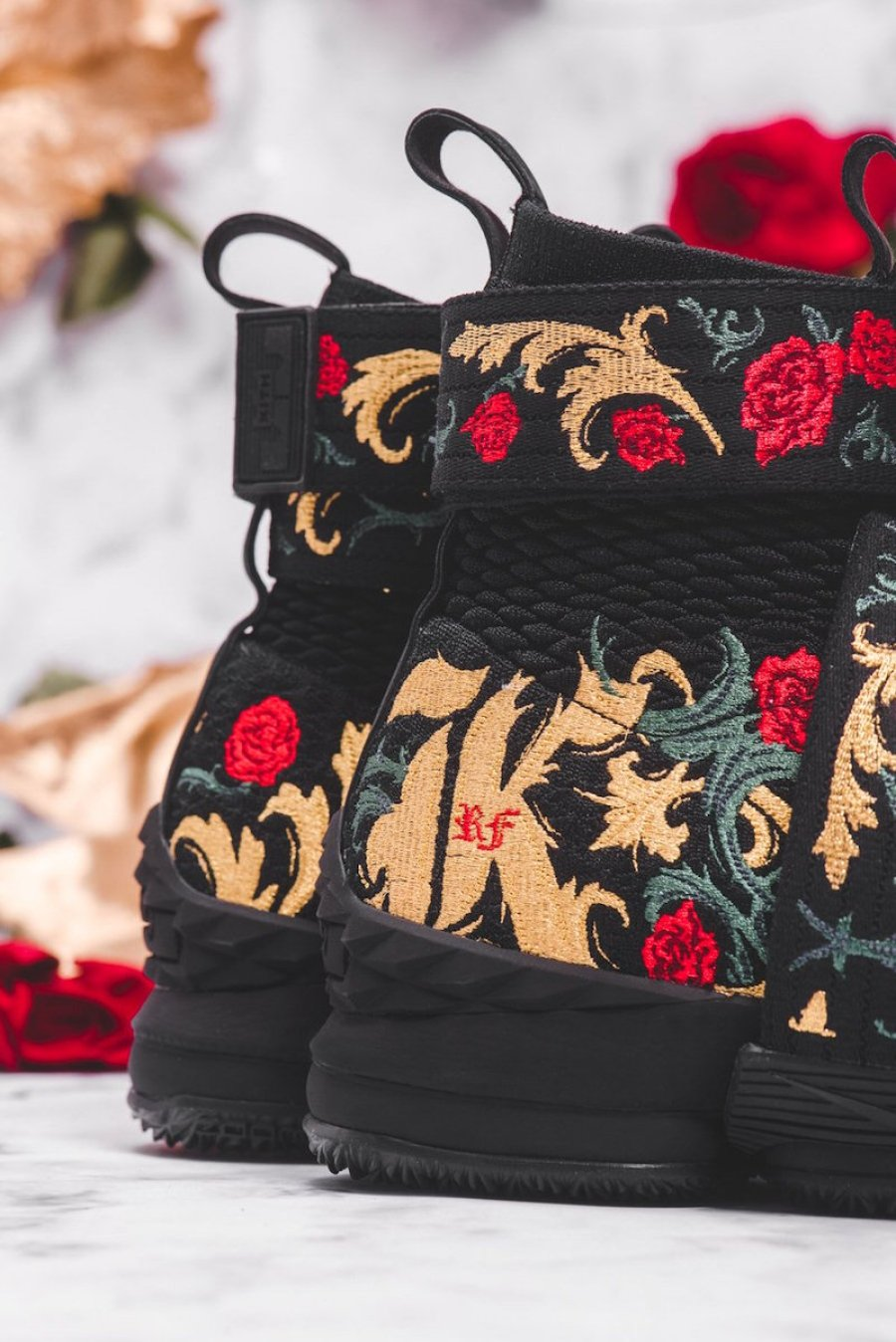 "quality design 33948 9e610 ... King"" KITH x Nike LeBron 15"