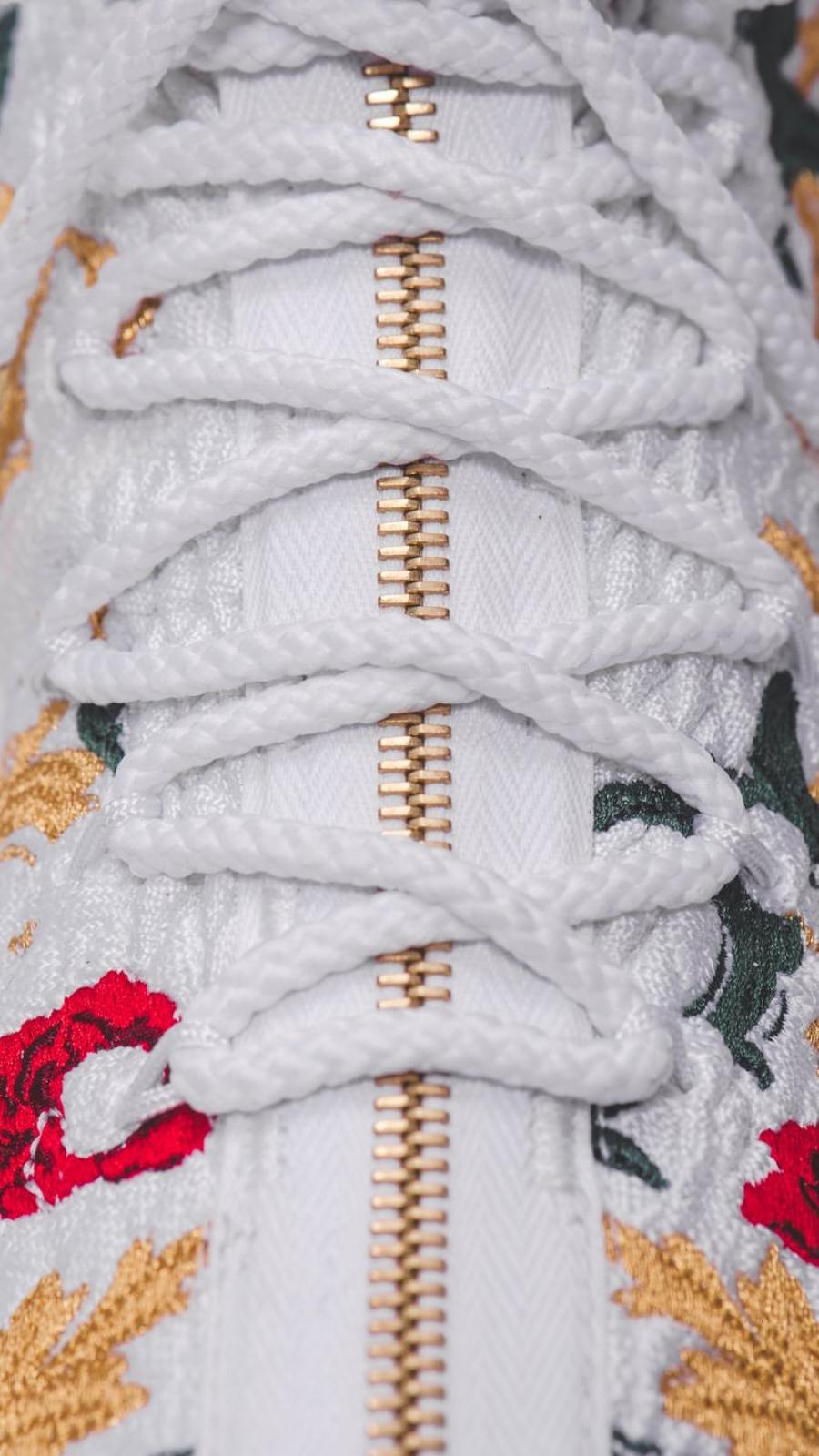 "KITH x Nike LeBron 15 ""Long Live The King"""