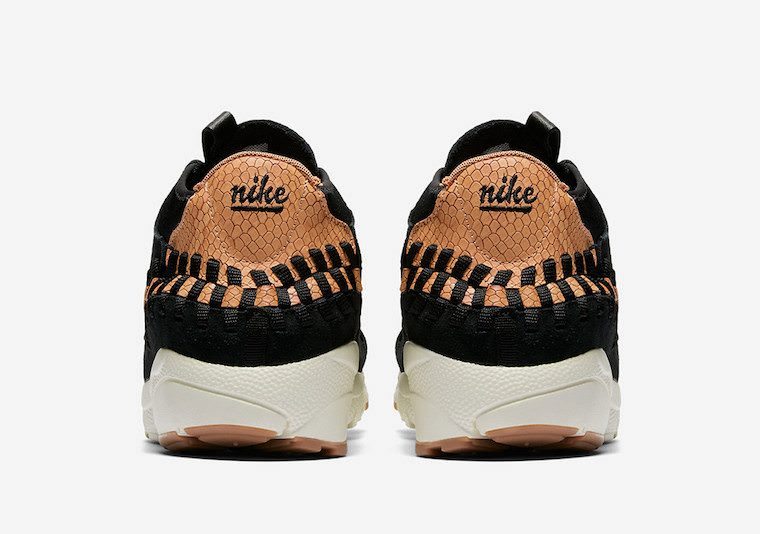 "Nike Air Footscape Woven Chukka ""Dark Russet"""