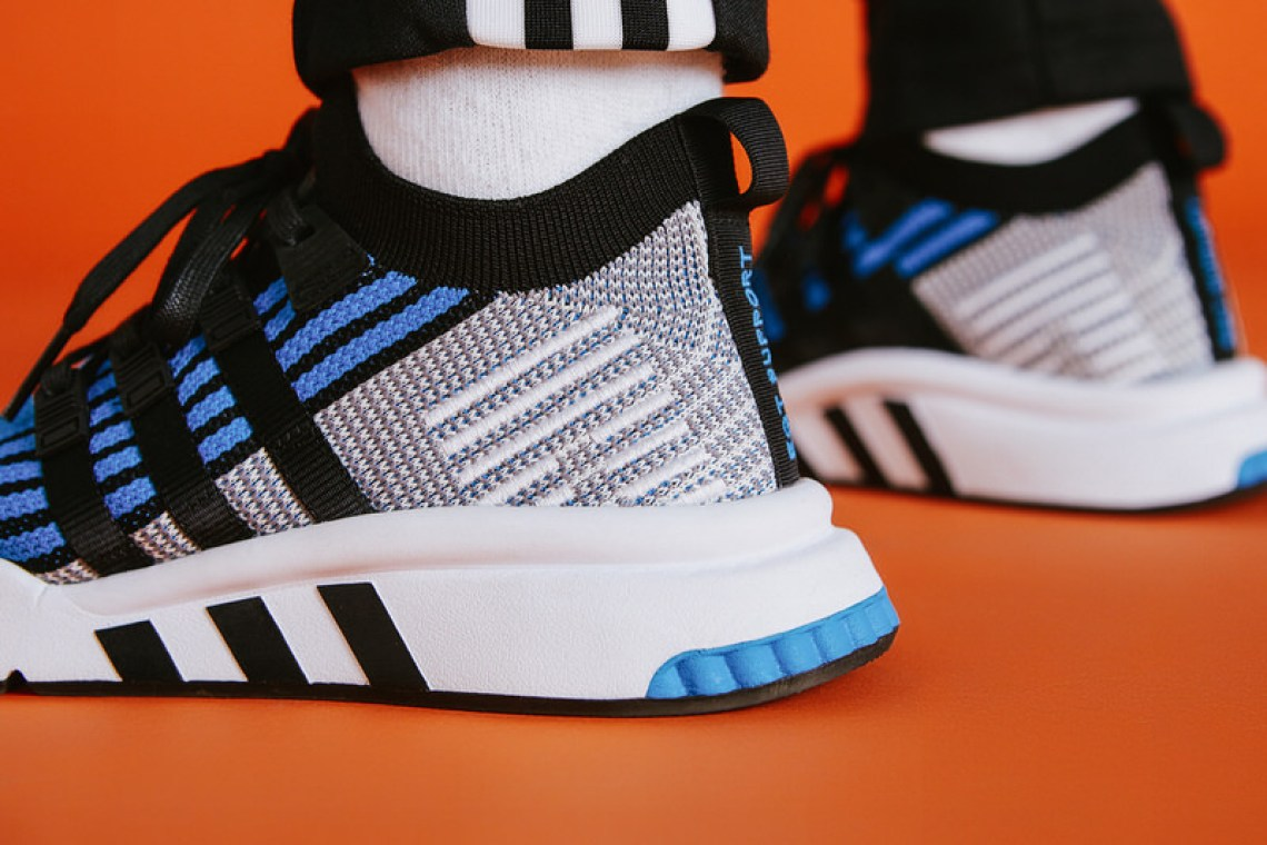 "adidas EQT Support Mid ""OG Blue"""