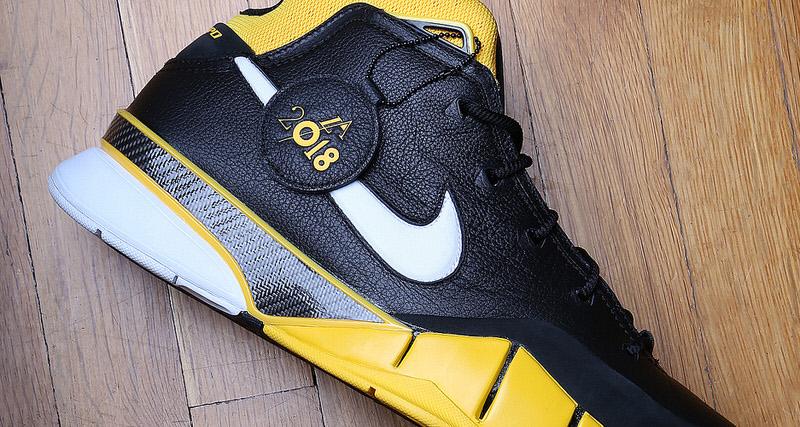 6f660e21e25 Nike Modernizes Retro Kobe Series With Kobe 1 Protro    Exclusive First Look