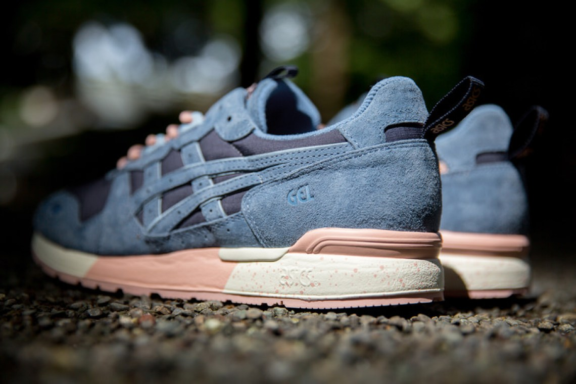 "size? x ASICS Gel-Lyte ""36 Views"""