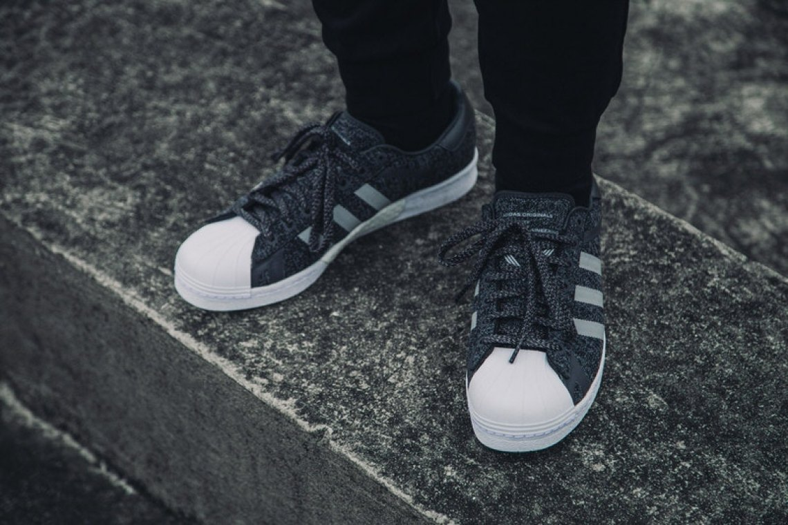 White Mountaineering x adidas Superstar