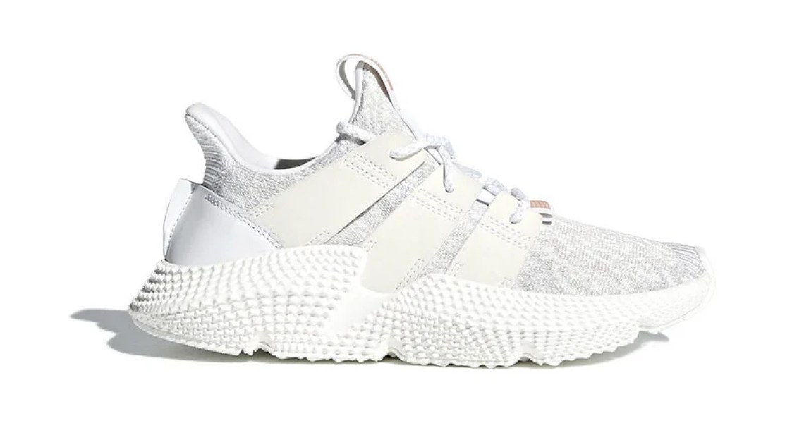 "adidas Prophere ""Triple White"""