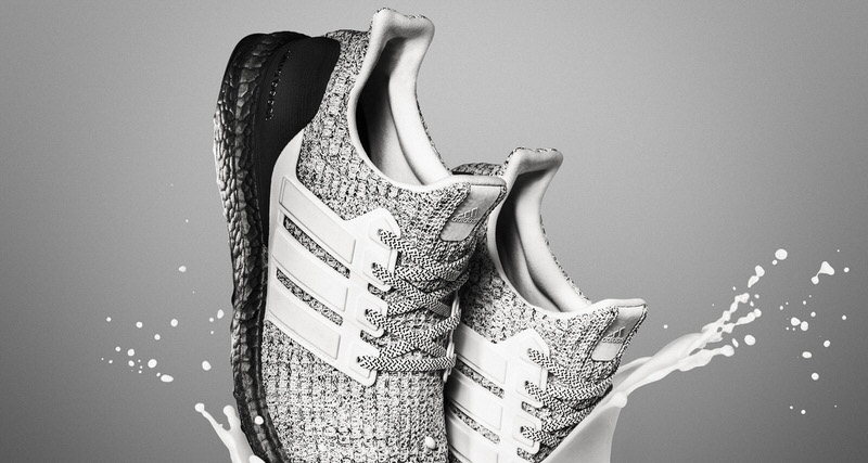 Adidas Undefeated x Ultra Boost 4.0 'White' Evil Soles