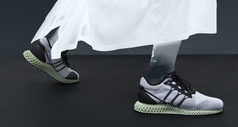 572717516 adidas Y-3 Runner 4D Set to Release This Week