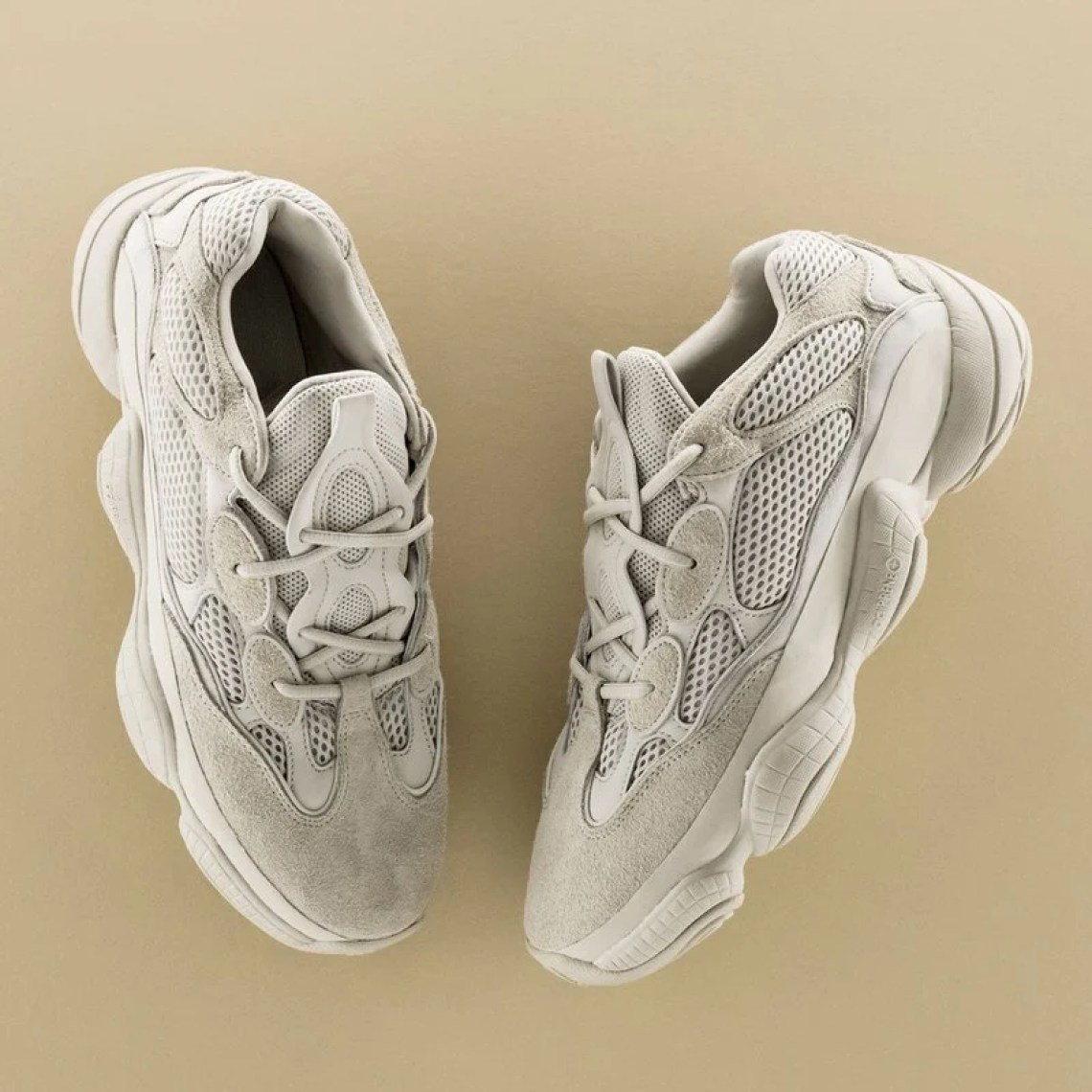 "adidas YEEZY 500 ""Blush"" // Another Look"