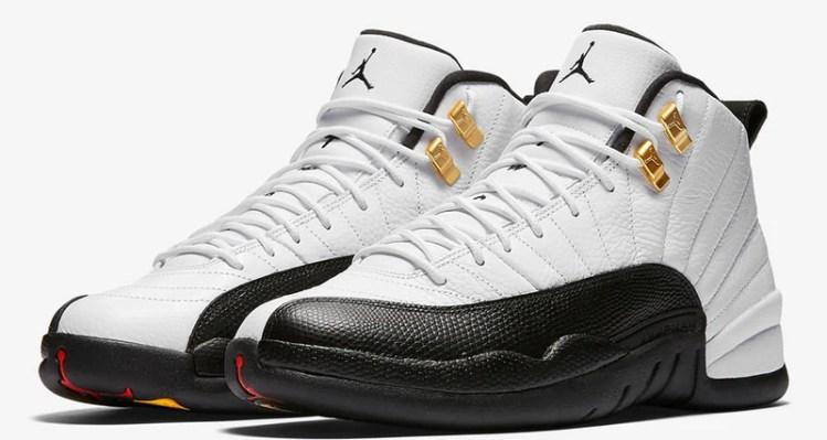 """Air Jordan 12 """"Taxi"""""""