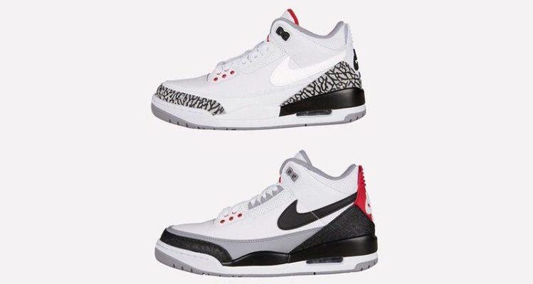 9511676454e Justin Timberlake Releasing Air Jordan 3s at NYC Pop-Up Shop