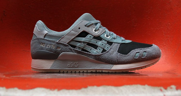 "ASICS Gel Lyte III ""Blue Surf"""