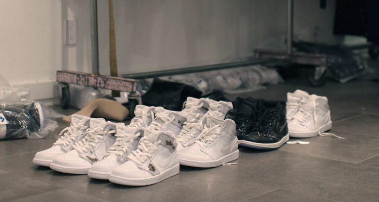 "Feng Chen Wang x Air Jordan 1 ""The Way Home"""