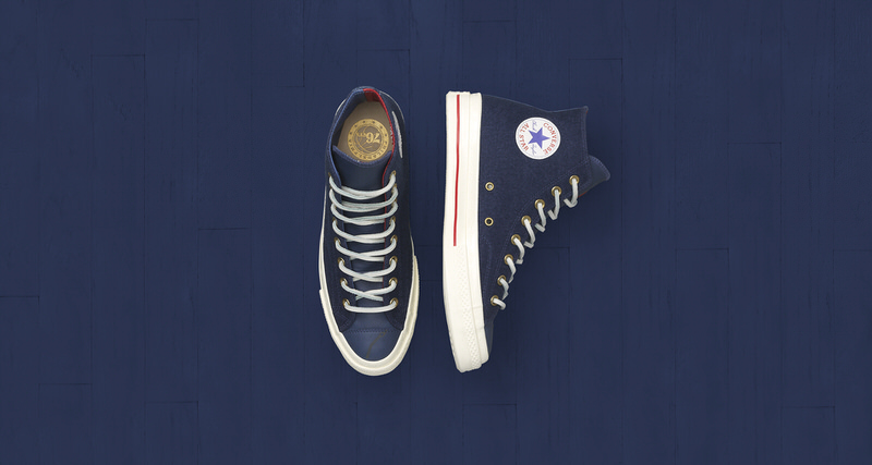 """9db74c928cec Converse Continues NBA Collaboration with """"City"""" and """"Discovery"""" Edition Chuck  Taylors"""