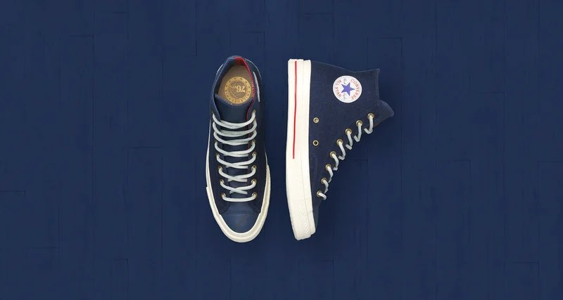 """1458759d2f4b49 Converse Continues NBA Collaboration with """"City"""" and """"Discovery"""" Edition Chuck  Taylors"""