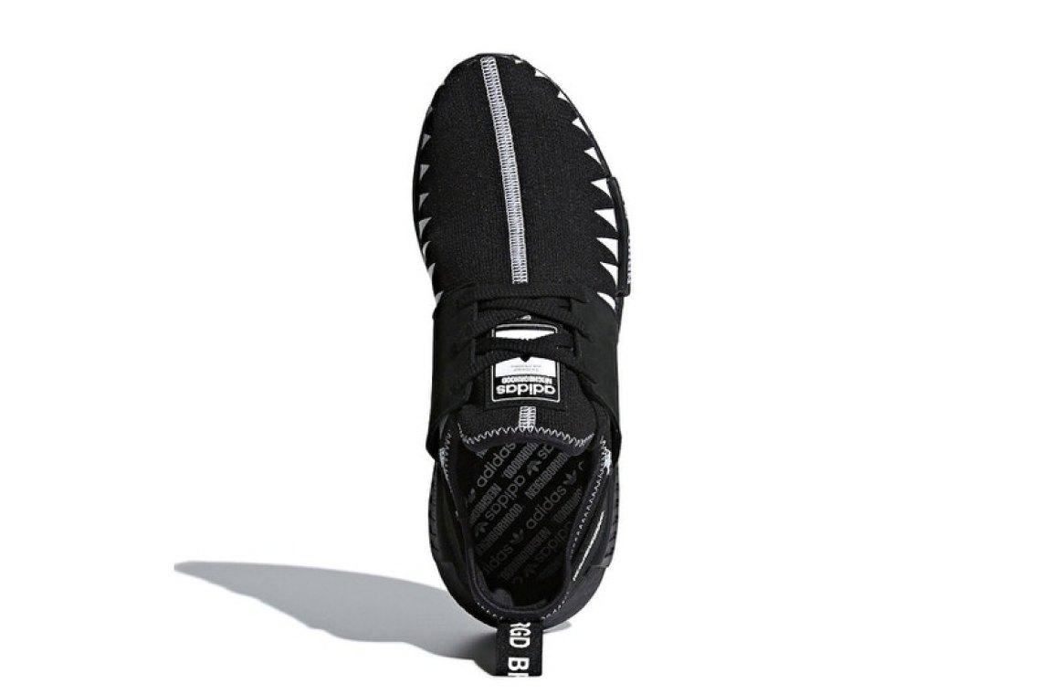 NEIGHBORHOOD x adidas Originals NMD R1