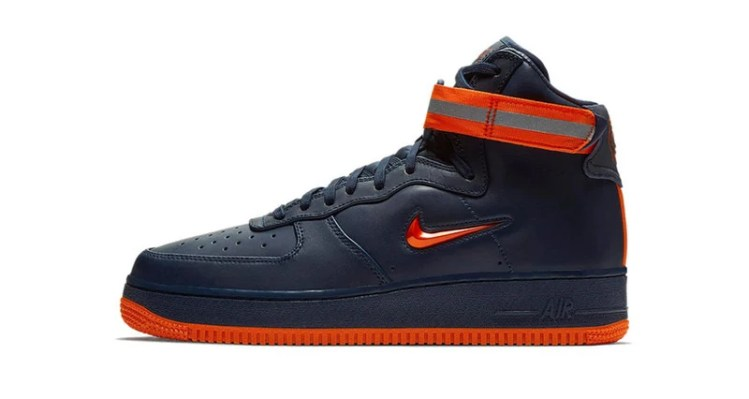 "Nike Air Force 1 ""New York's Finest"" Pack"