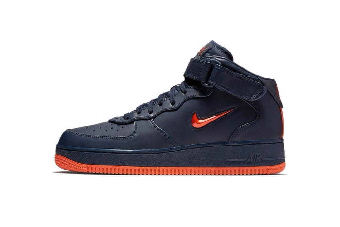 "online retailer 1a4ef f51db Nike Air Force 1 ""New York s Finest"" Pack ..."