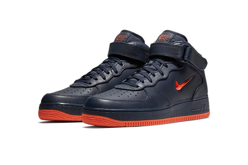 "Nike Air Force 1 ""New York's Finest"" Pack ..."