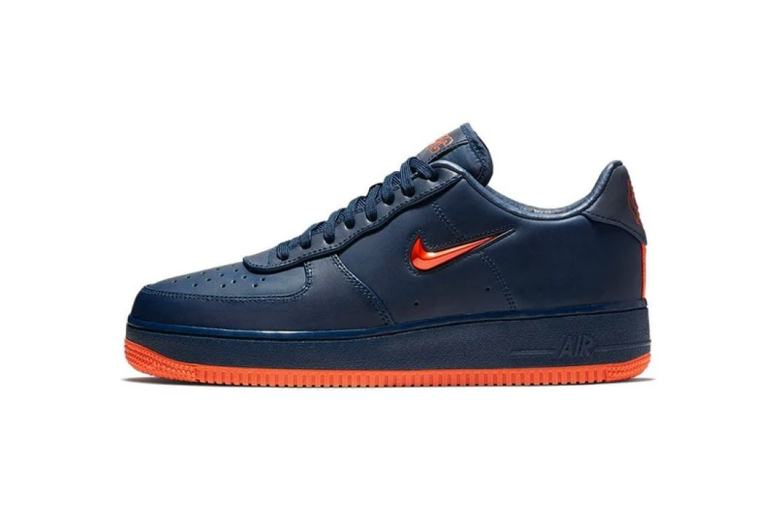 1f3d306bd5af5c Nike Air Force One Store In New York Locations Nike Air Max Pillar ...