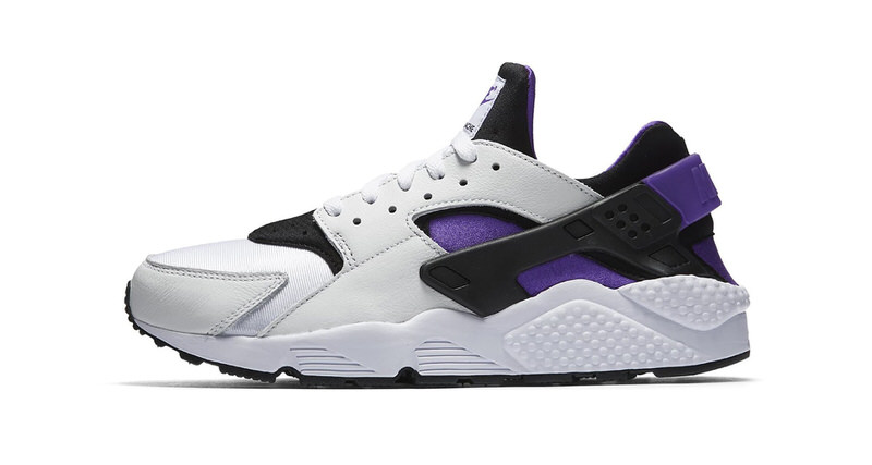 "Nike Air Huarache '91 ""Purple Punch"" Explores OG Inspiratoin"