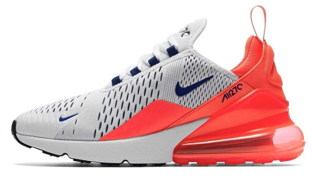 "Nike Air Max 270 ""Ultramarine"""