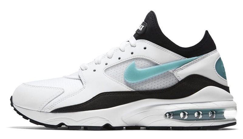 "Nike Air Max 93 ""Dusty Cactus"""
