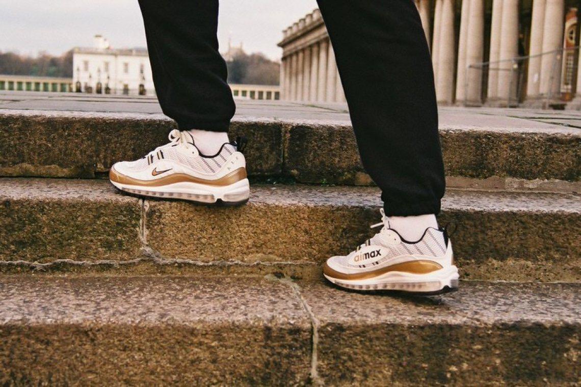 """Nike Air Max 98 """"GMT"""""""