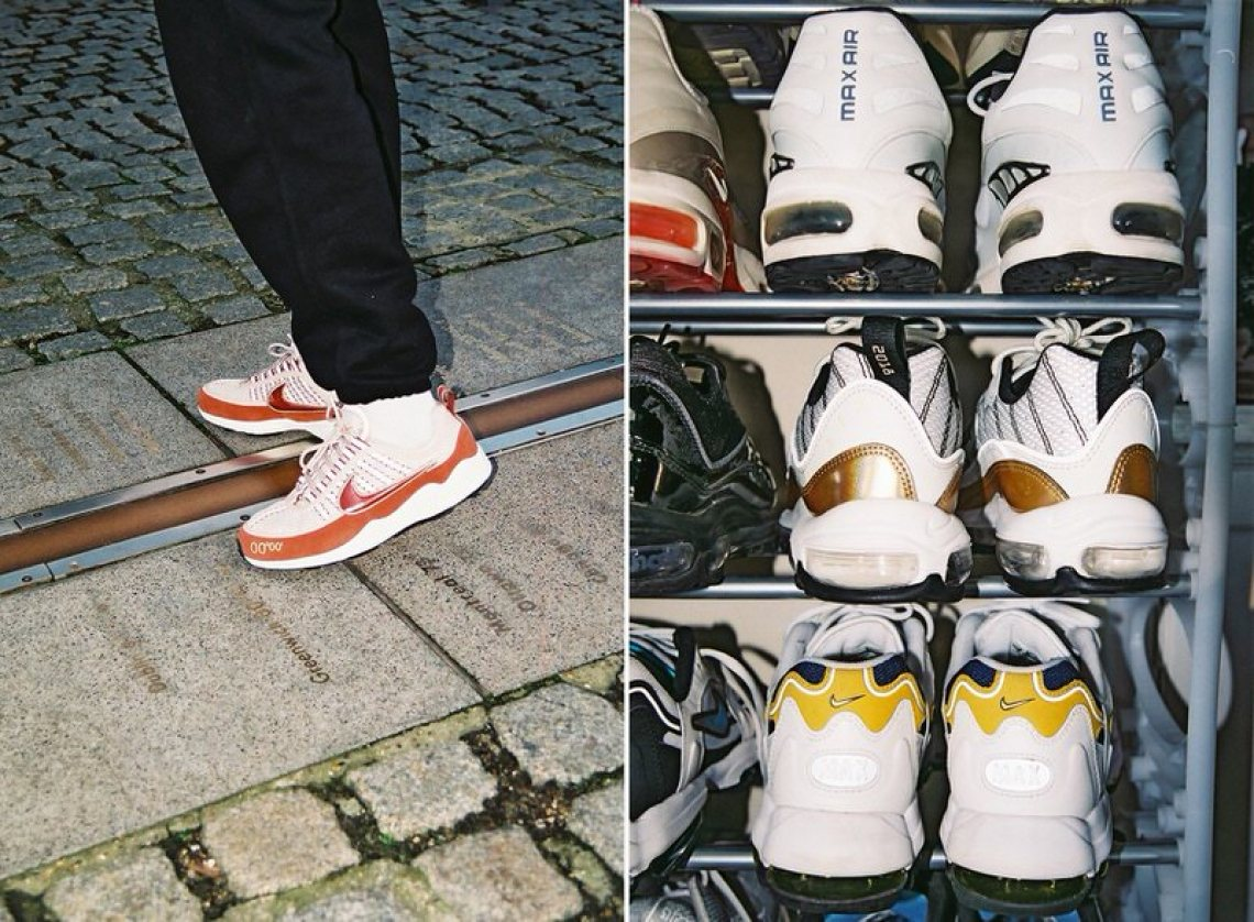 "Nike Zoom Spiridon ""GMT"""