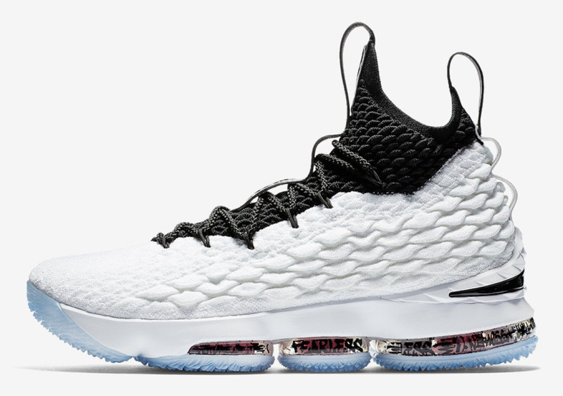 "Nike LeBron 15 ""Graffiti"" Release Date | Nice Kicks"