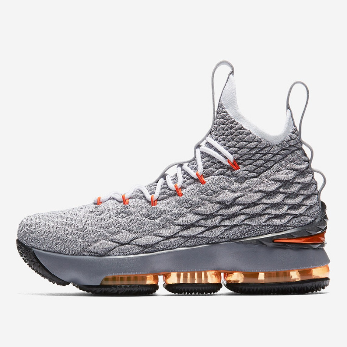 "Nike LeBron 15 ""Safety Orange"" Release Date 