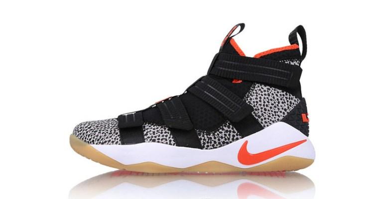 """Nike LeBron Soldier 11 """"Safari"""""""