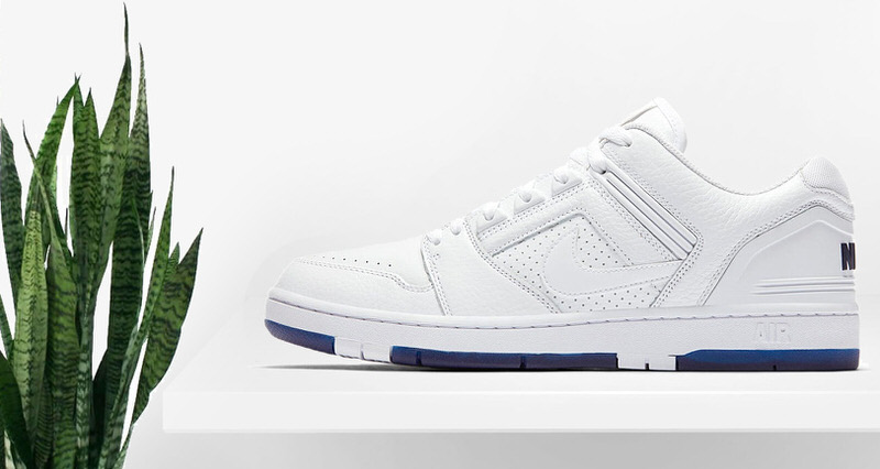 b953d84e4fec1 Kevin Bradley x Nike SB Air Force 2 Low    Available Now